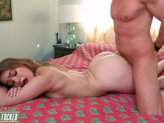 Picked Up & Fucked: Kenzie Madison *FULL VIDEO* with Laz Fyre 4K