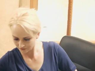 Monster Huge Ruined HandsFree Facial CumShot HandJob - Edging Denial, Lips in Sperm - LiLusHandJobs