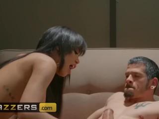 Brazzers - Doctor exploites big tit asain nurse Gia Milana