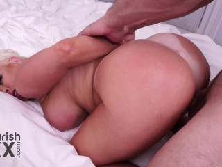Nikki Delano and Danny Mountain in Roommates scandal