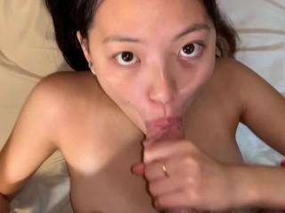Amateur Asian Lililana First Time Anal Penetration
