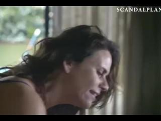 Amy Landecker & Melora Hardin Lesbian Oral On ScandalPlanet.Com