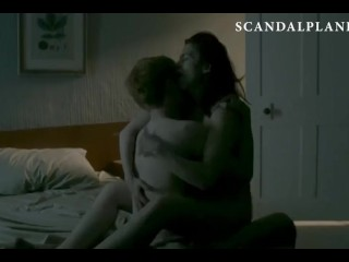 Hayley Atwell Sex and Oral Scene from 'Black Mirror' On ScandalPlanet.Com