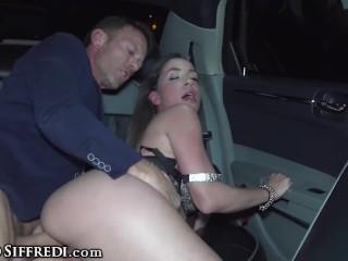 RoccoSiffredi Rocco Anal Fucks Hard A Hooker In Driving Limousine