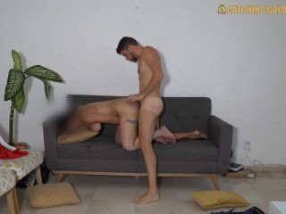 Extra Big Ass Colombian Milf Gets Fucked In All Holes