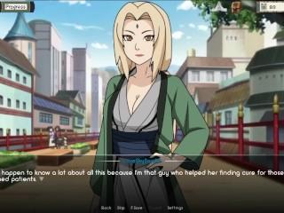 Naruto - Kunoichi Trainer [v0.13] Part 37 Naked Tsunade -Sama By LoveSkySan69