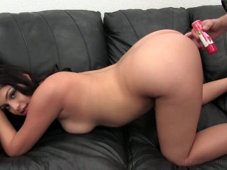 Celeste Big Pussy Lips Anal Sex