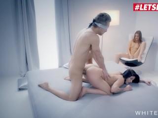 WhiteBoxxx - TIFFANY TATUM COMPILATION! Small Tits Hungarian Teen Tight Pussy Banged - LETSDOEIT