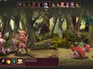 Cartoon princesses versus evil goblins | Jessikas curse