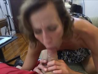 Always BEGGING Crazy Dirty Talk (for that CUM) Nasty Spit Cock Sucker Cum-Slut! (Nikki Tucci)